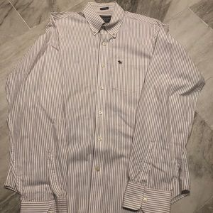 Abercrombie & Fitch button-down XL dress shirt.